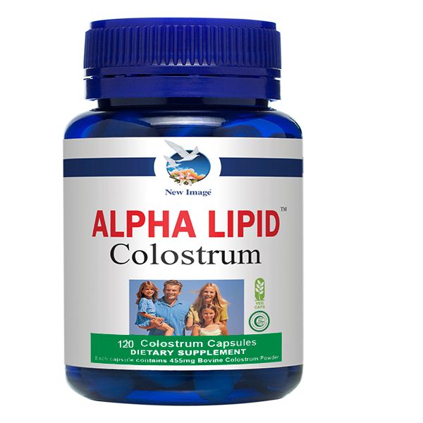 Colostrum New Zealand Colostrum-Capsule-120