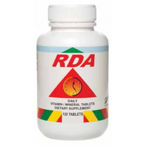 RDA Tablets Colostrum New Zealand