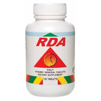 RDA Tablets Colostrum New Zealand